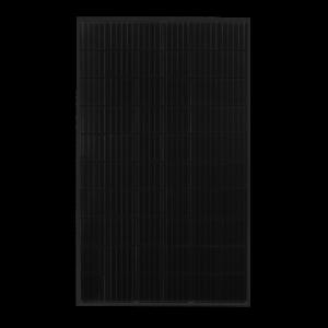 Full black zonnepanelen